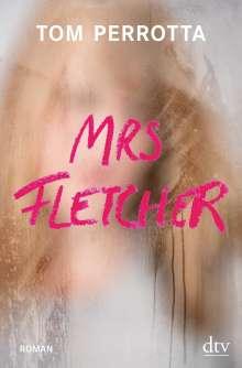 Tom Perrotta: Mrs Fletcher, Buch