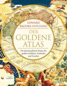 Edward Brooke-Hitching: Der goldene Atlas, Buch