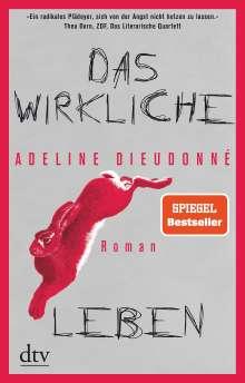 Adeline Dieudonné: Das wirkliche Leben, Buch