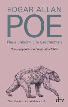 Edgar Allan Poe: Neue unheimliche Geschichten, Buch