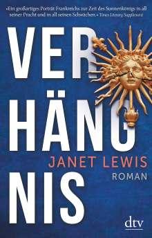 Janet Lewis: Verhängnis, Buch