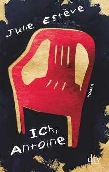 Julie Estève: Ich, Antoine, Buch