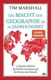 Tim Marshall: Die Macht der Geographie im 21. Jahrhundert, Buch