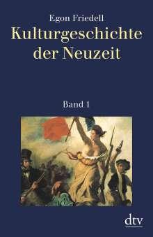 Egon Friedell: Kulturgeschichte der Neuzeit, Buch