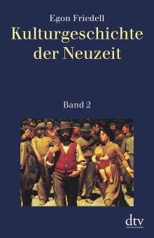 Egon Friedell: Kulturgeschichte der Neuzeit 2, Buch