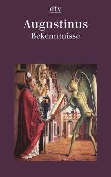Aurelius Augustinus: Bekenntnisse, Buch