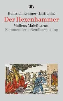 Heinrich Kramer: Der Hexenhammer, Buch