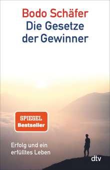Bodo Schäfer: Die Gesetze der Gewinner, Buch