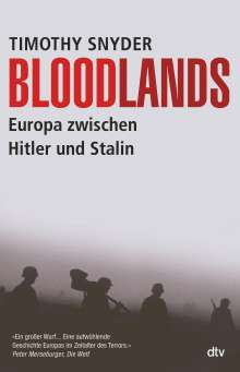 Timothy Snyder: Bloodlands, Buch
