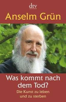 Anselm Grün: Was kommt nach dem Tod?, Buch