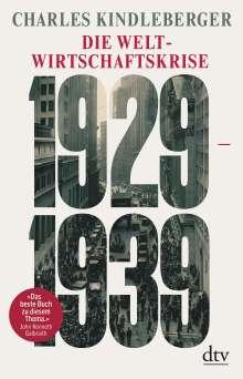 Charles Kindleberger: Die Weltwirtschaftskrise 1929-1939, Buch