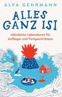 Alva Gehrmann: Alles ganz Isi, Buch