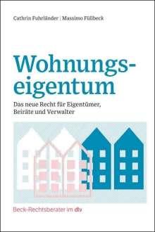 Cathrin Fuhrländer: Wohnungseigentum, Buch