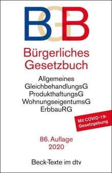 Bürgerliches Gesetzbuch BGB, Buch