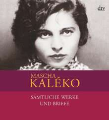 Mascha Kaléko: Sämtliche Werke und Briefe in vier Bänden, Buch