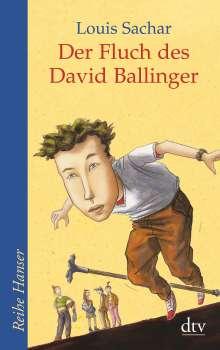 Louis Sachar: Der Fluch des David Ballinger, Buch