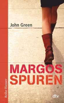 John Green: Margos Spuren, Buch