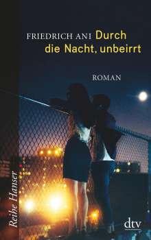 Friedrich Ani: Durch die Nacht, unbeirrt, Buch