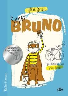 Håkon Øvreås: Super-Bruno, Buch