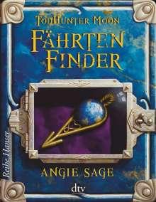 Angie Sage: TodHunter Moon - Fährtenfinder, Buch