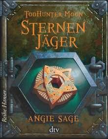 Angie Sage: TodHunter Moon - Sternenjäger, Buch