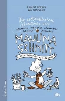 Finn-Ole Heinrich: Die erstaunlichen Abenteuer der Maulina Schmitt Mein kaputtes Königreich, Buch