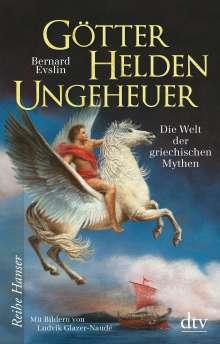 Bernard Evslin: Götter, Helden, Ungeheuer, Buch