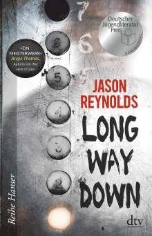 Jason Reynolds: Long way down, Buch