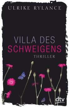 Ulrike Rylance: Villa des Schweigens, Buch