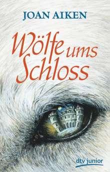 Joan Aiken: Wölfe ums Schloss, Buch