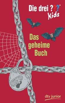 Ulf Blanck: Die drei ??? Kids - Das geheime Buch (drei Fragezeichen), Buch