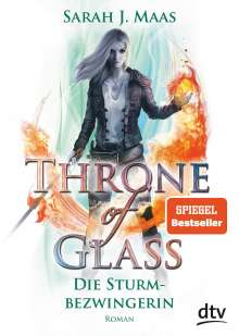 Sarah J. Maas: Throne of Glass 5 - Die Sturmbezwingerin, Buch