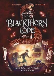 Kevin Sands: Der Blackthorn-Code - Die schwarze Gefahr, Buch