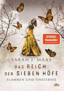 Sarah J. Maas: Das Reich der Sieben Höfe - Flammen und Finsternis, Buch