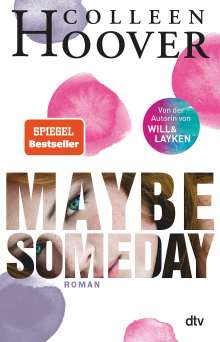 Colleen Hoover: Maybe Someday, Buch
