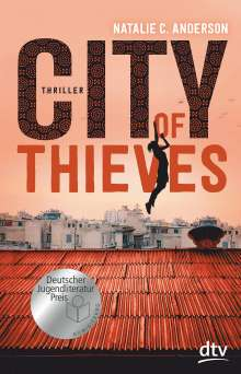 Natalie C. Anderson: City of Thieves, Buch