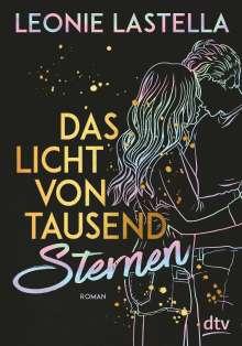 Leonie Lastella: Das Licht von tausend Sternen, Buch