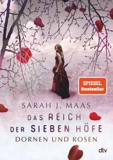 Sarah J. Maas: Das Reich der sieben Höfe 01 - Dornen und Rosen, Buch