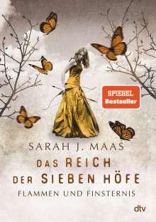 Sarah J. Maas: Das Reich der Sieben Höfe 02 - Flammen und Finsternis, Buch