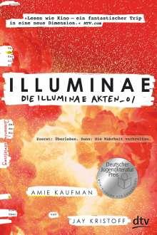 Amie Kaufman: Illuminae. Die Illuminae-Akten_01, Buch