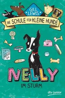 Gill Lewis: Nelly im Sturm, Buch