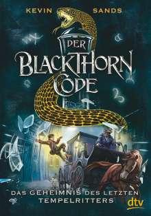 Kevin Sands: Der Blackthorn-Code 03. Das Geheimnis des letzten Tempelritters, Buch
