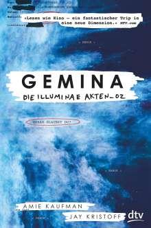 Amie Kaufman: Gemina. Die Illuminae Akten_02, Buch