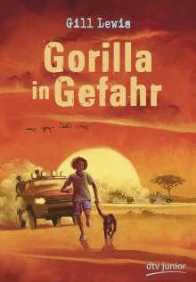 Gill Lewis: Gorilla in Gefahr, Buch