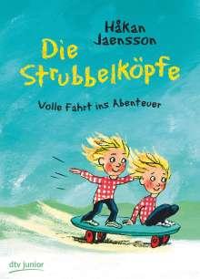 Håkan Jaensson: Die Strubbelköpfe - Volle Fahrt ins Abenteuer, Buch