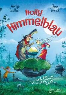 Antje Szillat: Holly Himmelblau - Der Prinzessinnenraub, Buch