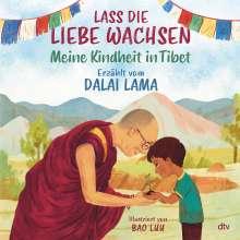 Lama Dalai: Lass die Liebe wachsen - Meine Kindheit in Tibet, Buch
