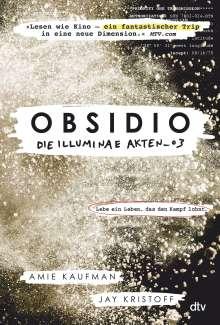 Amie Kaufman: Obsidio. Die Illuminae Akten_03, Buch