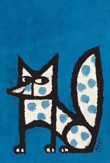 Celestino Piatti: Piatti Postkarte Fuchs VE 1=10, Diverse