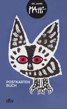 Celestino Piatti: Postkartenbuch Celestino Piatti, Diverse